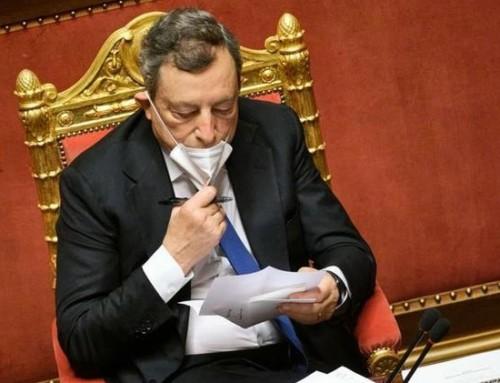 """Ddl Zan, Draghi: """"Italia è uno Stato laico. Ma ci sono tutte le garanzie"""""""